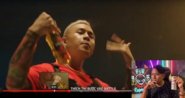 """Phản ứng của ViruSs và Blackbi khi xem MV mới """"Becks Ice Rap Hat Boi"""" của Binz: Chất lừ! - Ảnh 8."""
