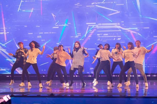 Trước thêm ABU Song Festival, Hoàng Thùy Linh diễn tập cùng 100% vũ công người Nhật, ca khúc được khán giả trông đợi đã được hé lộ! - Ảnh 5.