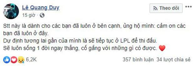 Thần đồng đi rừng SofM xác nhận ở lại Trung Quốc thi đấu, chưa có thông tin bến đỗ mới! - Ảnh 2.
