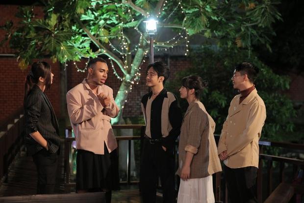 Đồng Ánh Quỳnh rủ rê bạn trai Miu Lê đóng web drama Phim Này Thắng Chắc, ekip chơi lầy từ đầu đến cuối - Ảnh 2.