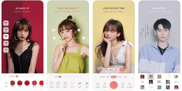 Thế hệ hot girl hết hồn ở Trung Quốc được tạo ra nhờ app biến hóa một trời một vực thế này đây - Ảnh 2.