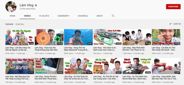Bất ngờ với kênh YouTube được chấm điểm chất lượng cao nhất Việt Nam, vượt mặt tất cả trùm sò triệu view khác - Ảnh 2.