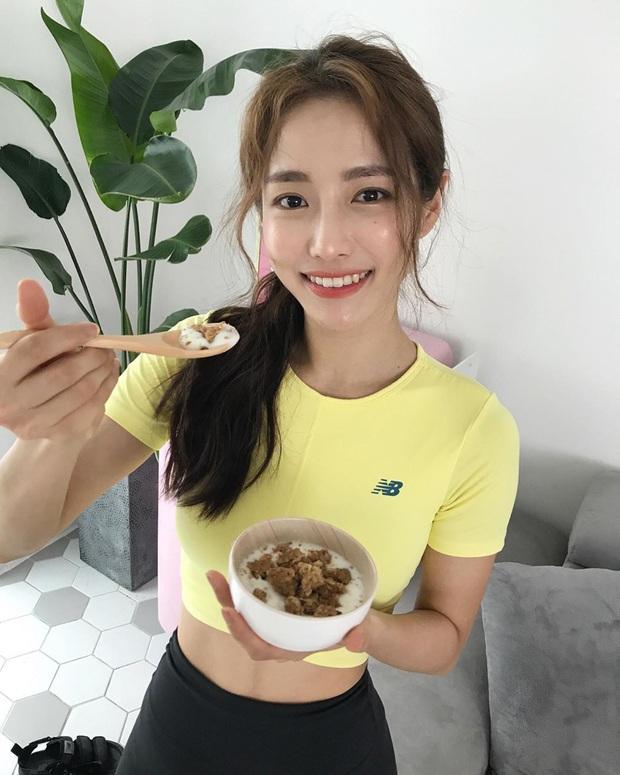 Hot girl xứ Hàn chia sẻ bí quyết giảm 10kg trong 2 tháng nhờ những bí quyết siêu dễ học theo - Ảnh 4.