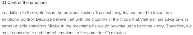 Báo Thái khẳng định Việt Nam sẽ chơi đòn tâm lý để khiêu khích thầy trò HLV Nishino - Ảnh 2.