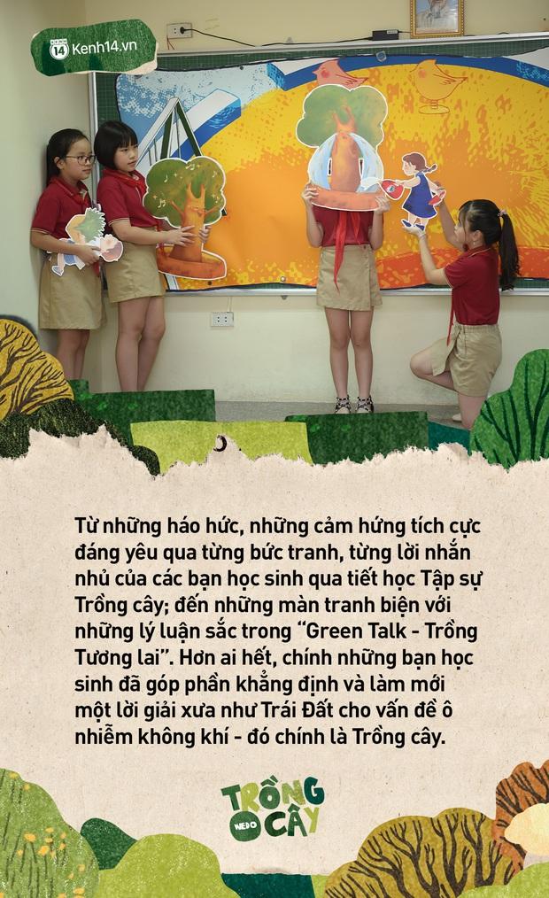 """Nhìn lại hành trình """"trẻ hóa"""" câu chuyện Trồng cây cũ kỹ đến từ chính các bạn học sinh - Ảnh 2."""