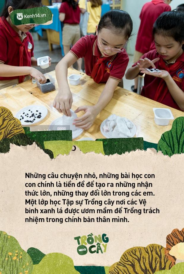 """Nhìn lại hành trình """"trẻ hóa"""" câu chuyện Trồng cây cũ kỹ đến từ chính các bạn học sinh - Ảnh 4."""