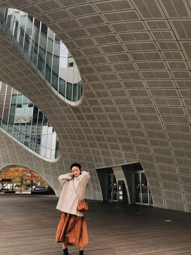 Công ty người ta không bao giờ làm tôi thất vọng: Du lịch Hàn Quốc theo concept, mỗi ngày đều chụp ảnh như thi Next Top Model - Ảnh 28.