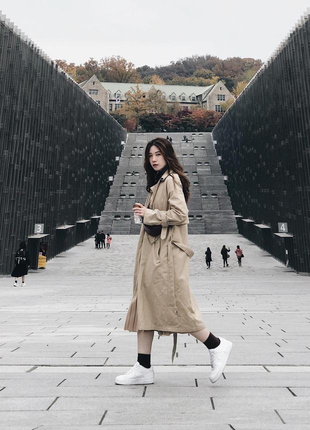 Công ty người ta không bao giờ làm tôi thất vọng: Du lịch Hàn Quốc theo concept, mỗi ngày đều chụp ảnh như thi Next Top Model - Ảnh 26.