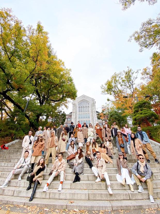 Công ty người ta không bao giờ làm tôi thất vọng: Du lịch Hàn Quốc theo concept, mỗi ngày đều chụp ảnh như thi Next Top Model - Ảnh 2.