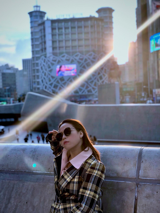 Công ty người ta không bao giờ làm tôi thất vọng: Du lịch Hàn Quốc theo concept, mỗi ngày đều chụp ảnh như thi Next Top Model - Ảnh 20.