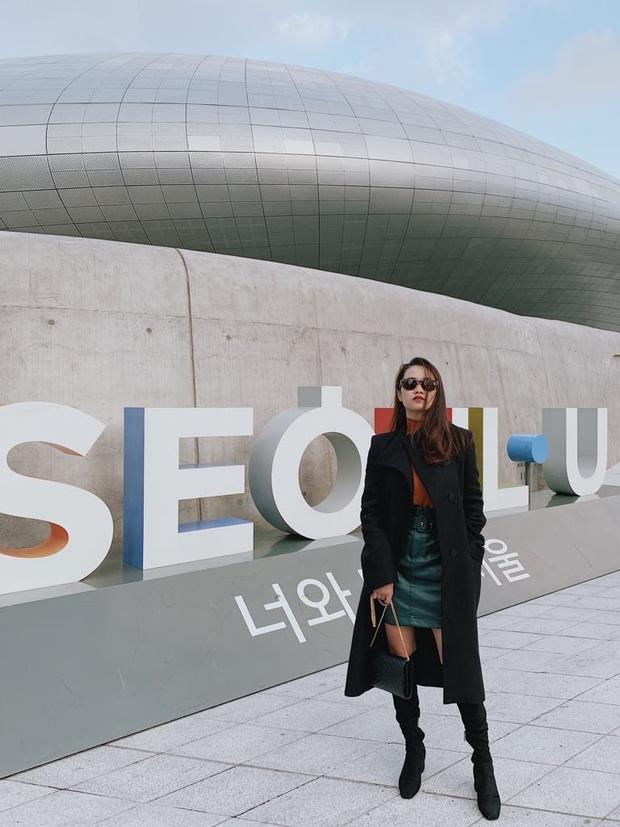 Công ty người ta không bao giờ làm tôi thất vọng: Du lịch Hàn Quốc theo concept, mỗi ngày đều chụp ảnh như thi Next Top Model - Ảnh 19.