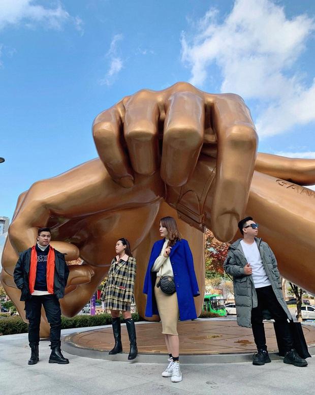Công ty người ta không bao giờ làm tôi thất vọng: Du lịch Hàn Quốc theo concept, mỗi ngày đều chụp ảnh như thi Next Top Model - Ảnh 27.