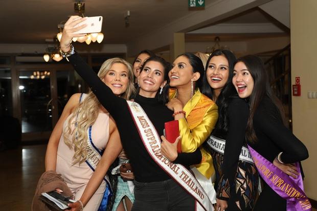 Lặng lẽ đến Ba Lan thi Hoa hậu Siêu quốc gia, Ngọc Châu vẫn lọt top ứng cử viên nổi bật nhất mùa 2019 - Ảnh 2.