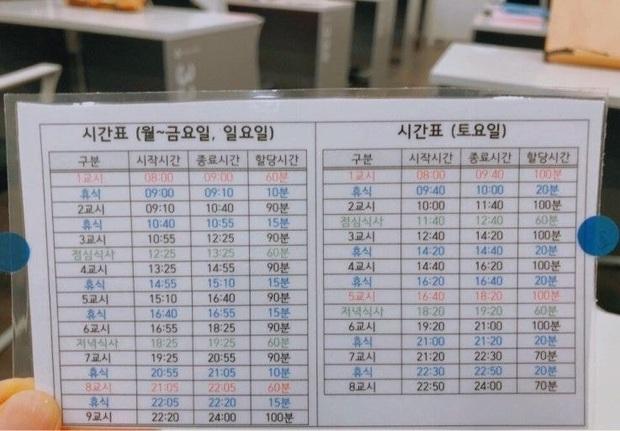 Cận cảnh phòng học khiến con phát điên của giới nhà giàu Hàn Quốc: Phòng tự học kín mít, camera 24/24, muốn đi vệ sinh cũng không ra được - Ảnh 4.