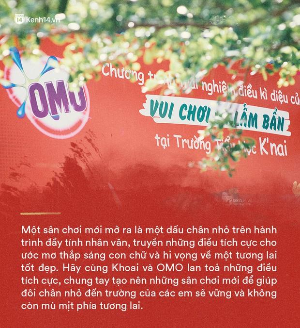 Những diệu kỳ mà travel blogger Khoai Lang Thang mang đến cho các em nhỏ - Ảnh 9.