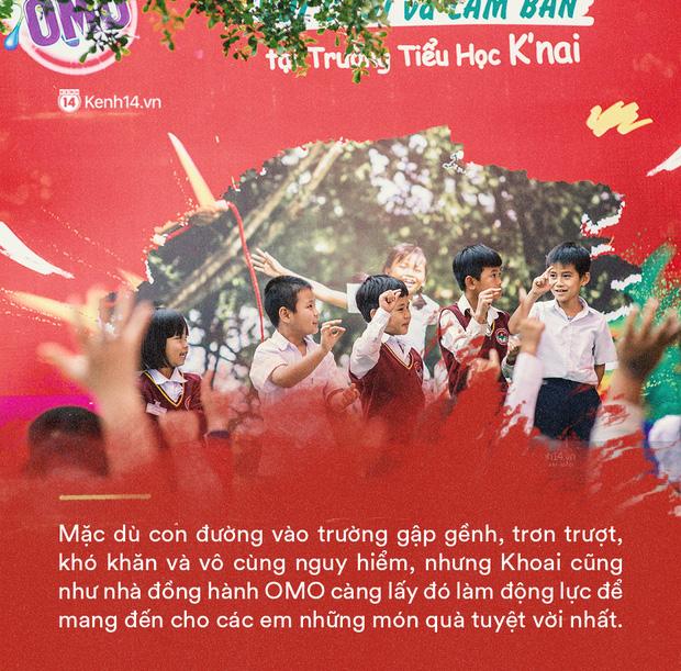 Những diệu kỳ mà travel blogger Khoai Lang Thang mang đến cho các em nhỏ - Ảnh 2.