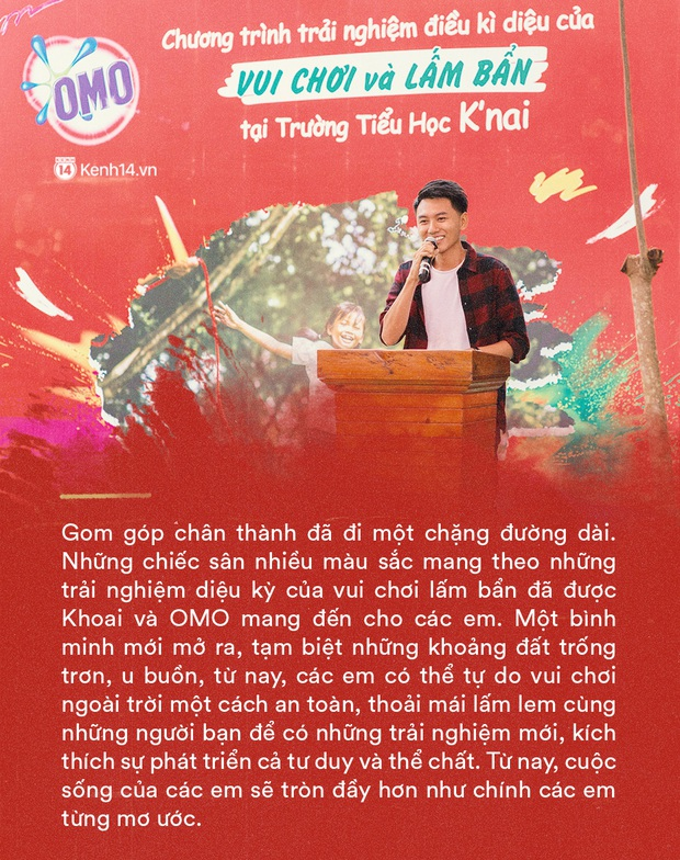 Những diệu kỳ mà travel blogger Khoai Lang Thang mang đến cho các em nhỏ - Ảnh 4.