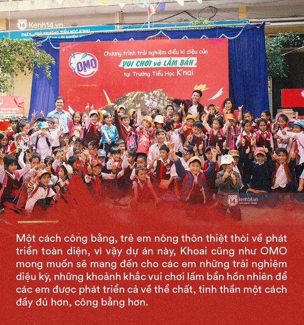 Những diệu kỳ mà travel blogger Khoai Lang Thang mang đến cho các em nhỏ - Ảnh 5.