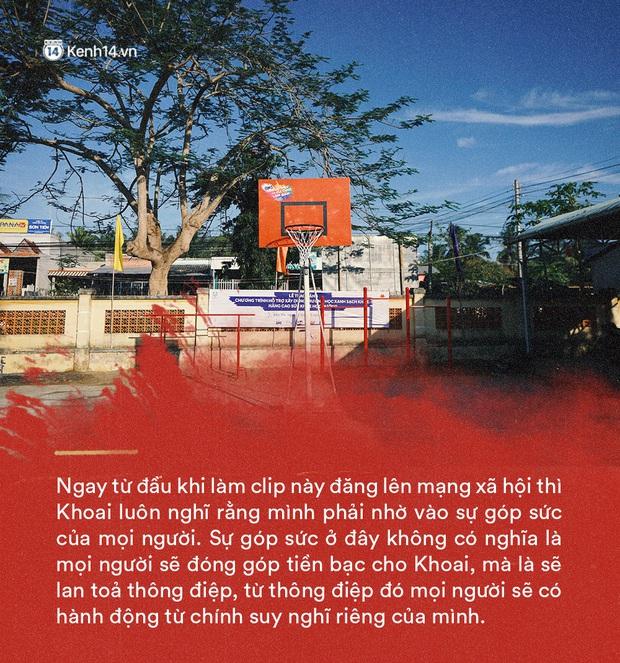 Những diệu kỳ mà travel blogger Khoai Lang Thang mang đến cho các em nhỏ - Ảnh 6.