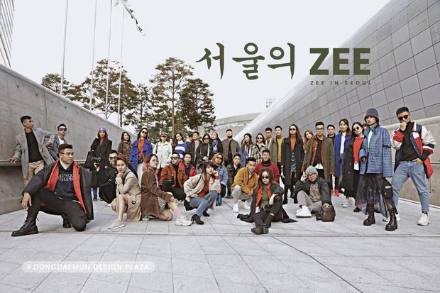 Công ty người ta không bao giờ làm tôi thất vọng: Du lịch Hàn Quốc theo concept, mỗi ngày đều chụp ảnh như thi Next Top Model - Ảnh 1.