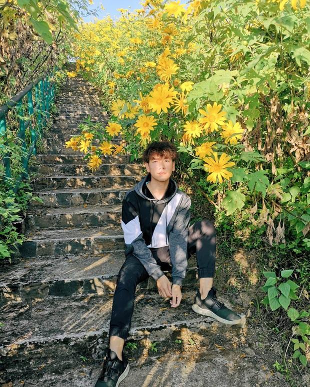 Đồi hoa dã quỳ vàng rực chẳng biết là mơ hay thật đang gây sốt toàn Thái Lan, xem ảnh ngoài đời chỉ biết ngỡ ngàng vì đẹp! - Ảnh 18.