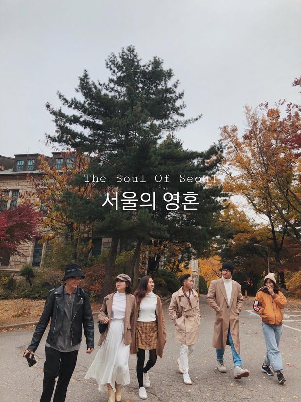 Công ty người ta không bao giờ làm tôi thất vọng: Du lịch Hàn Quốc theo concept, mỗi ngày đều chụp ảnh như thi Next Top Model - Ảnh 6.