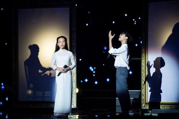 Cặp đôi triệu view Thị Mầu Đức Vĩnh – Quỳnh Anh đốn tim khán giả với liên khúc về mẹ - Ảnh 3.