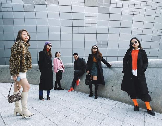 Công ty người ta không bao giờ làm tôi thất vọng: Du lịch Hàn Quốc theo concept, mỗi ngày đều chụp ảnh như thi Next Top Model - Ảnh 7.