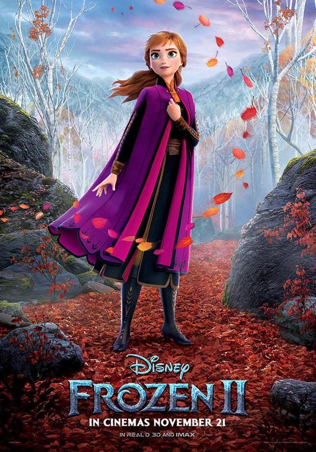 Tiết lộ bất ngờ về Frozen 2: Elsa suýt để tóc ngắn, Anna thay váy hết 122 lần? - Ảnh 3.