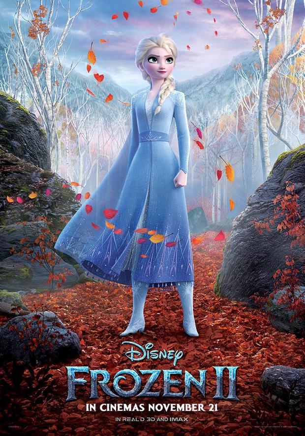 Tiết lộ bất ngờ về Frozen 2: Elsa suýt để tóc ngắn, Anna thay váy hết 122 lần? - Ảnh 4.