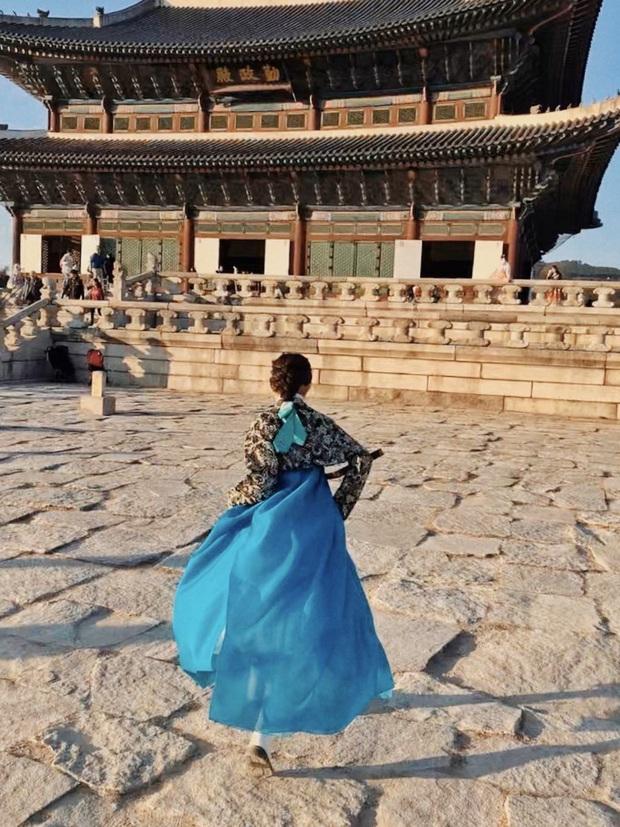 Công ty người ta không bao giờ làm tôi thất vọng: Du lịch Hàn Quốc theo concept, mỗi ngày đều chụp ảnh như thi Next Top Model - Ảnh 23.