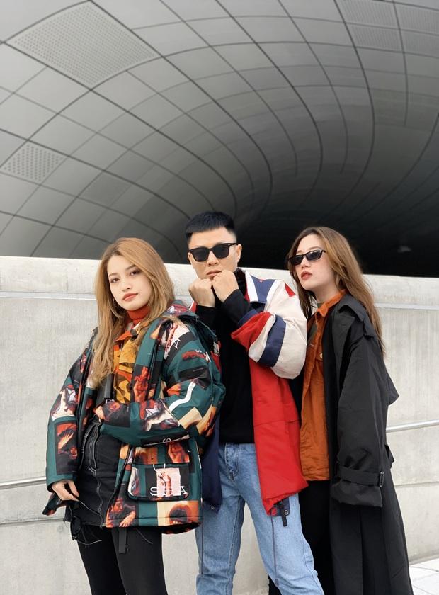 Công ty người ta không bao giờ làm tôi thất vọng: Du lịch Hàn Quốc theo concept, mỗi ngày đều chụp ảnh như thi Next Top Model - Ảnh 13.