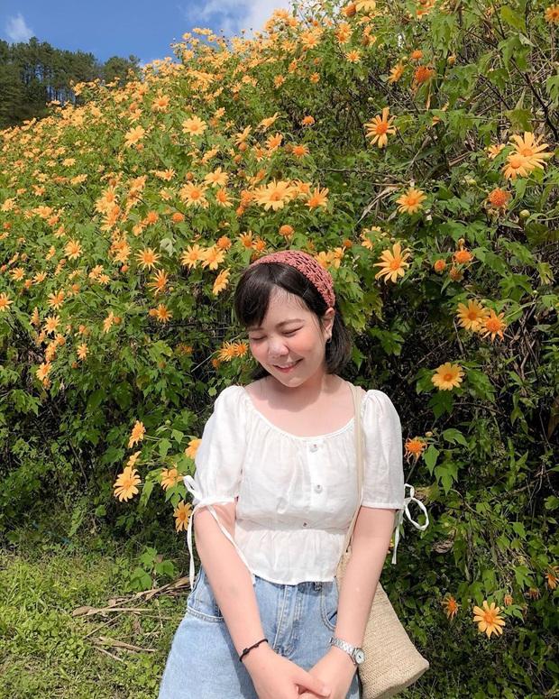 Đồi hoa dã quỳ vàng rực chẳng biết là mơ hay thật đang gây sốt toàn Thái Lan, xem ảnh ngoài đời chỉ biết ngỡ ngàng vì đẹp! - Ảnh 12.