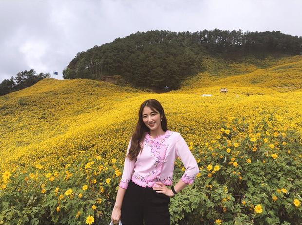 Đồi hoa dã quỳ vàng rực chẳng biết là mơ hay thật đang gây sốt toàn Thái Lan, xem ảnh ngoài đời chỉ biết ngỡ ngàng vì đẹp! - Ảnh 10.