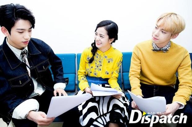 Nhan sắc các nữ thần Hàn qua phản ứng của dàn sao đình đám: GD mê Yoona như điếu đổ, IU mê hoặc cả em út BTS và TWICE - Ảnh 34.