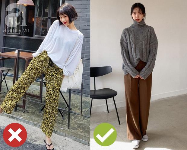 Shopping thông thái là nên né 3 kiểu quần sau, bởi nhiều nàng sẽ chẳng biết mặc thế nào cho đẹp và chuẩn mốt - Ảnh 2.