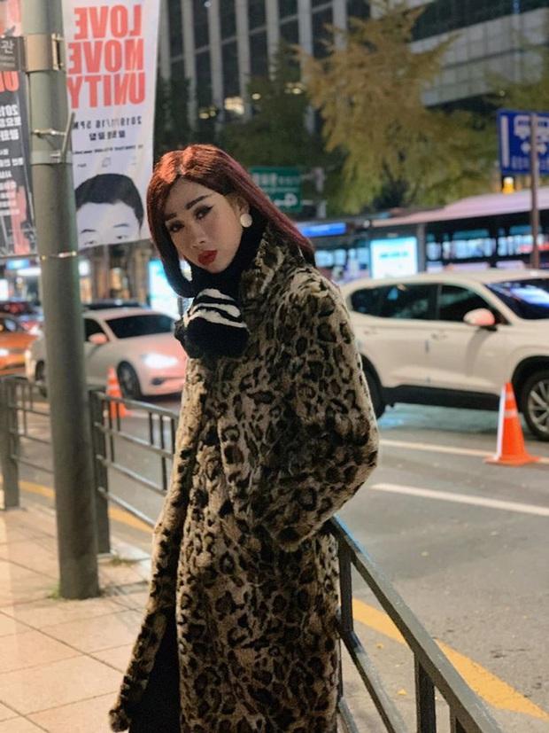 BB Trần diện Hanbok cực thần thái, sẵn sàng tiến cung ở Hàn Quốc: Đẹp thế này liệu có thể tranh sủng làm Hoàng hậu? - Ảnh 6.