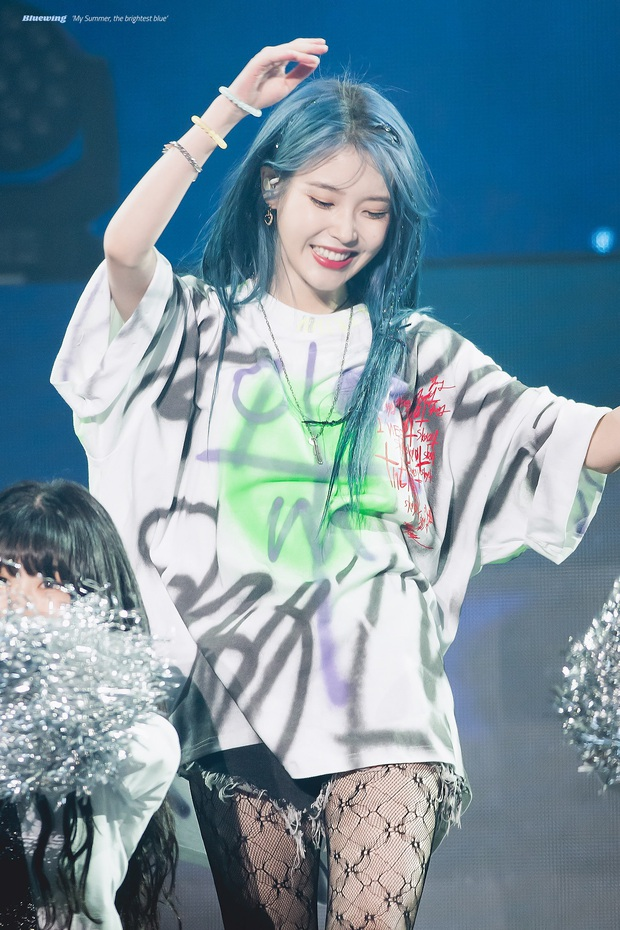 Choáng với tần suất nhuộm tóc của IU, kỉ lục 2 tuần/lần của Hyo Yeon chưa là gì  - Ảnh 1.