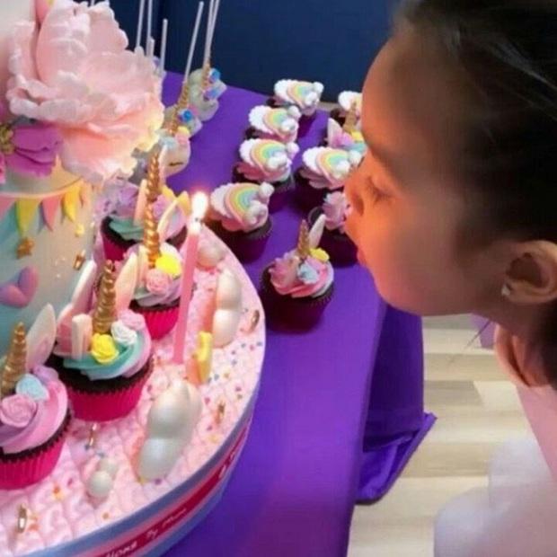 Con gái mỹ nhân đẹp nhất Philippines Marian Rivera ngộ nghĩnh đáng yêu trong tiệc sinh nhật sớm - Ảnh 2.