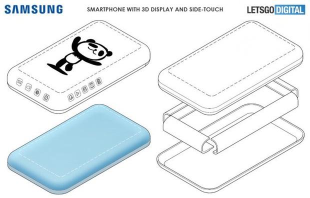 Samsung đang nghiên cứu phiên bản smartphone siêu dị, không giống bất kỳ chiếc Galaxy nào trước đây - Ảnh 2.