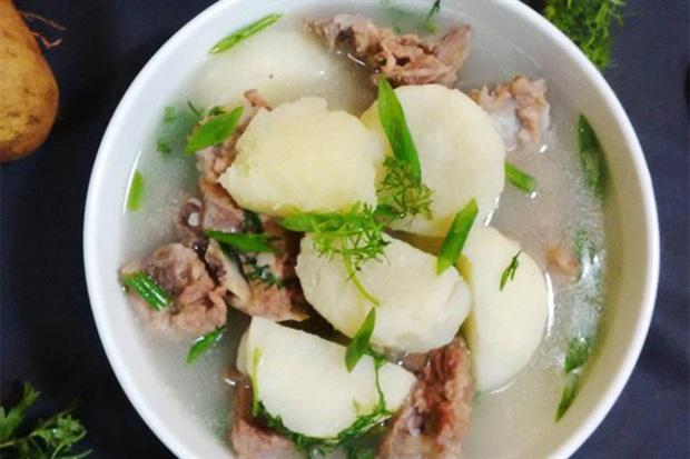 Loại củ trông xù xì xấu mã nhưng càng ăn càng đốt mỡ bụng cực tốt vào mùa lạnh và còn là thuốc quý trong Đông y - Ảnh 3.