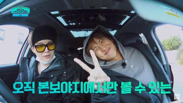 Mặc kệ hình tượng Idol toàn cầu, BTS tiếp tục khoe mặt mộc 100% khi quay show - Ảnh 7.