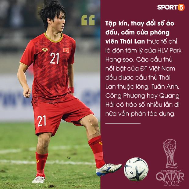 Phải vượt qua Thái Lan, thầy Park mới khẳng định được vị thế và giấc mơ vươn tầm bóng đá Việt - Ảnh 2.