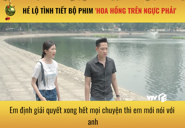 Có một Lương Thanh bị đánh bầm dập ở vũ trụ khác của VTV, khán giả gọi vui: Đây là Hoa Hồng Trên Ngực Phải à? - Ảnh 1.