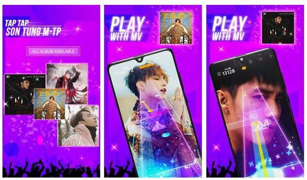 Sếp Tùng bất ngờ trình làng game mobile Tap Tap: Sơn Tùng M-TP đầy thú vị! - Ảnh 1.
