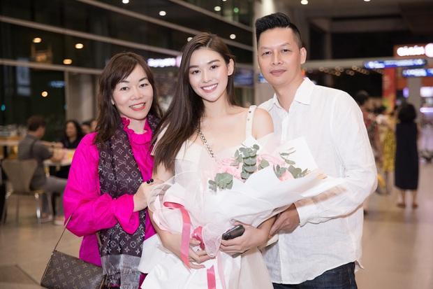 Sút 2 kg, Tường San trở về đầy rạng rỡ trong vòng tay chào đón của fan cùng thành tích Top 8 Hoa hậu Quốc tế - Ảnh 5.