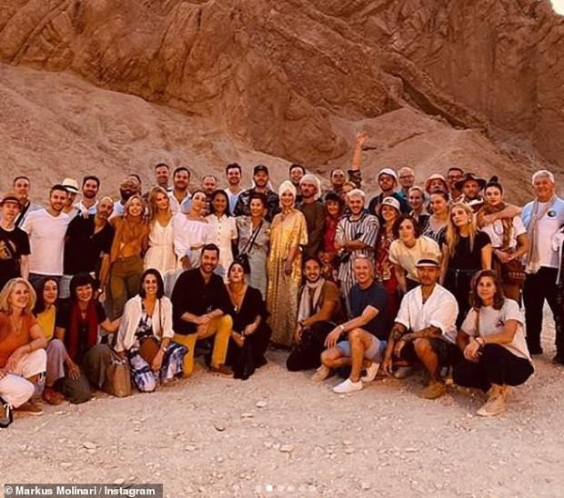 Tình bể bình như Katy Perry và tài tử Orlando: Tổ chức sinh nhật ở Ai Cập, chụp hình sương sương mà như quay MV - Ảnh 4.
