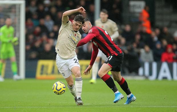 Phung phí cơ hội ghi bàn, Man Utd lại thua tại Ngoại hạng Anh - Ảnh 1.