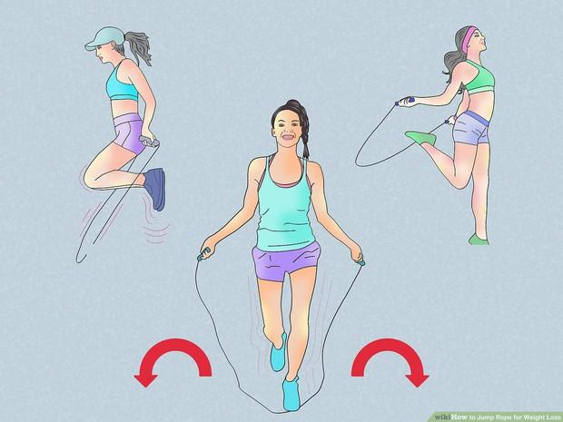 Châu Bùi chia sẻ cách tập giúp chân và bụng thon gọn nhanh chóng, hiệu quả còn cao hơn chạy bộ - Ảnh 4.