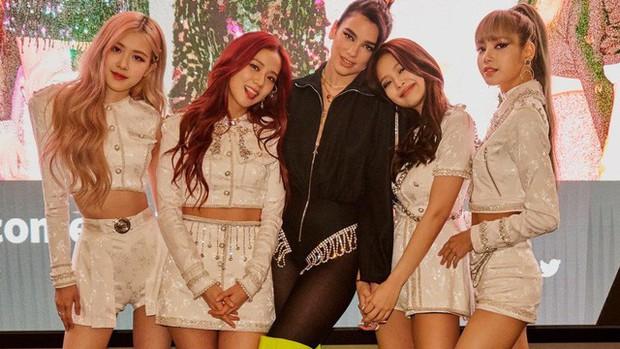 Dua Lipa hứa hẹn chắc nịch về một ca khúc mới đi kèm MV siêu xịn xò với BlackPink vào một ngày không xa - Ảnh 5.